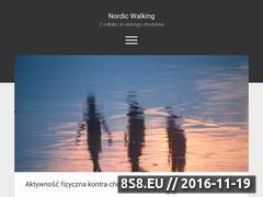 Miniaturka nordwalking.pl (Nordic Walking Trójmiasto)