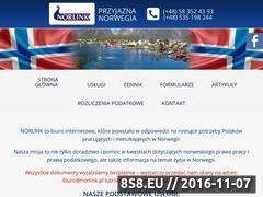Miniaturka domeny norlink.pl