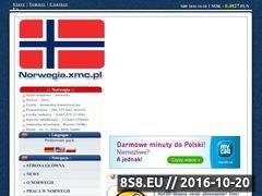 Miniaturka domeny www.norwegia.xmc.pl