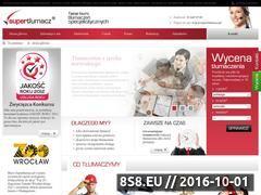Miniaturka domeny www.norweski24.pl