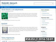 Miniaturka domeny nosniki-danych.com.pl