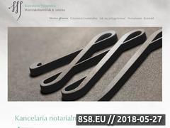 Miniaturka domeny notariuszskytower.pl