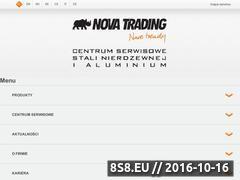 Miniaturka domeny nova-trading.com