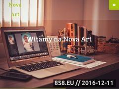 Miniaturka domeny www.novaart.pl