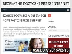 Miniaturka domeny www.novacash.pl