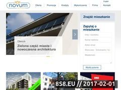 Miniaturka domeny novum-developer.pl