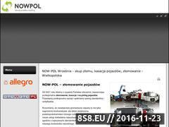 Miniaturka domeny now-pol.pl