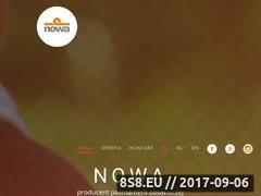 Miniaturka nowa.com.pl (Pasmanteria obuwnicza)