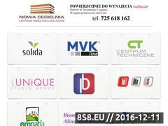 Miniaturka domeny nowacegielnia.pl