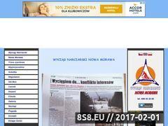 Miniaturka domeny nowamorawa.pl.tl