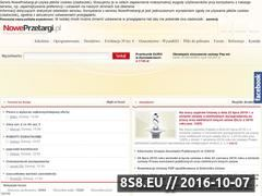 Miniaturka domeny noweprzetargi.pl