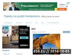 Miniaturka www.nowetapety.pl (Tapety na komputer)