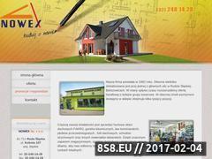 Miniaturka domeny www.nowex-slask.pl