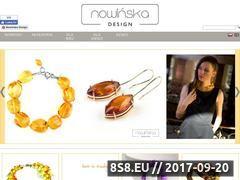 Miniaturka domeny www.nowinska.pl