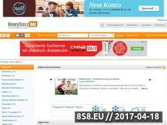 Miniaturka domeny www.nowysacz.biz