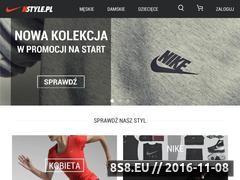 Miniaturka domeny nstyle.pl