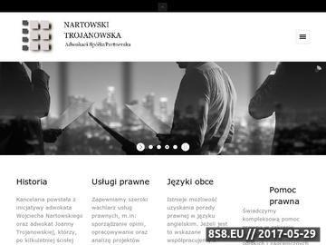 Zrzut strony Adwokat Kraków - adwokaci, porady prawne