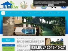 Miniaturka domeny www.nteko.pl