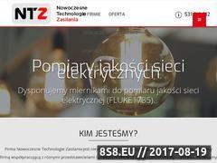 Miniaturka domeny ntz-ups.pl