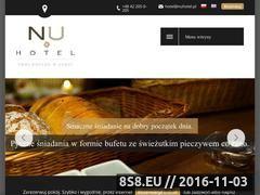 Miniaturka domeny www.nuhotel.pl