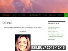 Miniaturka domeny www.numerolog.pl