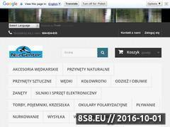 Miniaturka domeny nurcenter.pl