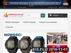 Miniaturka nurkowy.com.pl (Sprzęt i akcesoria do nurkowania)
