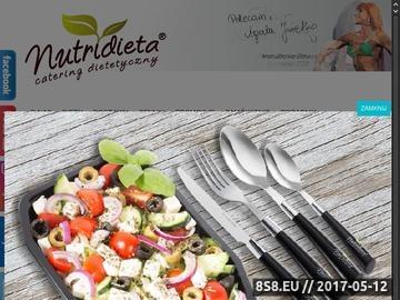 Zrzut strony Catering dietetyczny - Katowice, Śląsk