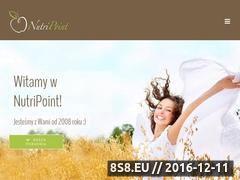 Miniaturka domeny www.nutripoint.pl