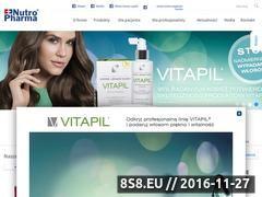 Miniaturka domeny www.nutropharma.pl