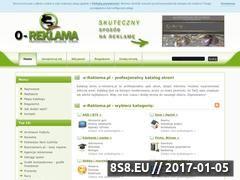 Miniaturka domeny o-reklama.pl