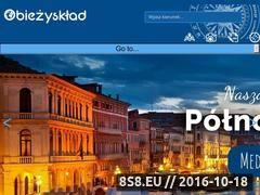 Miniaturka domeny obiezysklad.pl