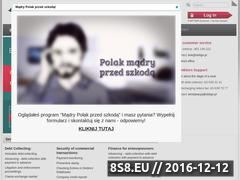 Miniaturka domeny www.obligo.pl