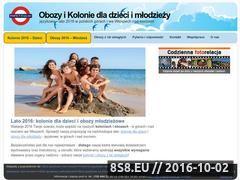 Miniaturka domeny obozy.perfectenglish.pl
