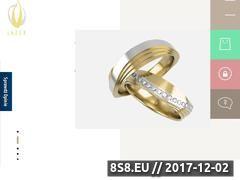 Miniaturka obraczki.pl (Firma oferuje biżuterię ślubną oraz okazjonalną)