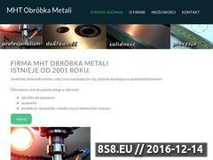Miniaturka domeny obrobka-metali.net