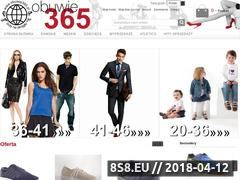 Miniaturka domeny obuwie365.pl