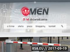 Miniaturka domeny www.ochrona-men.pl