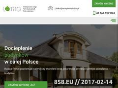 Miniaturka domeny ocieplenia-lotko.pl