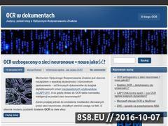 Miniaturka domeny ocrwdokumentach.pl