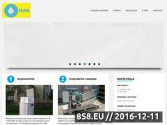 Miniaturka domeny www.oczyszczalnie-zbiorniki.pl