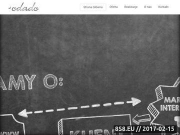 Zrzut strony Profesjonalne strony internetowe