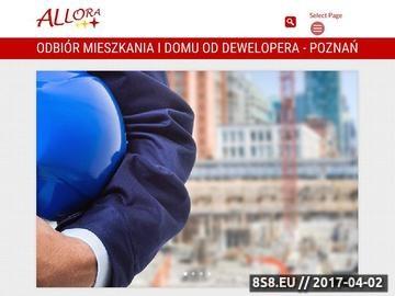 Zrzut strony Odbiór mieszkania Poznań