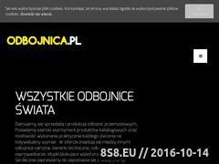 Miniaturka Odbojnice przemysłowe (odbojnica.pl)