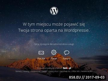 Zrzut strony Zwalczanie komarów Warszawa