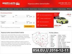 Miniaturka domeny www.odkryj-auto.pl