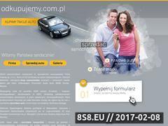 Miniaturka domeny www.odkupauta.pl