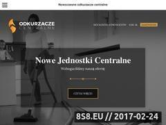 Miniaturka odkurzacz.centralny.sklep.pl (Sklep z odkurzaczami centralnymi)