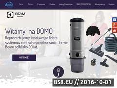 Miniaturka domeny odkurzaczedomo.pl