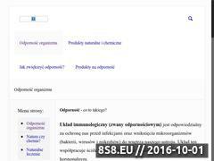 Miniaturka domeny odpornosc.info